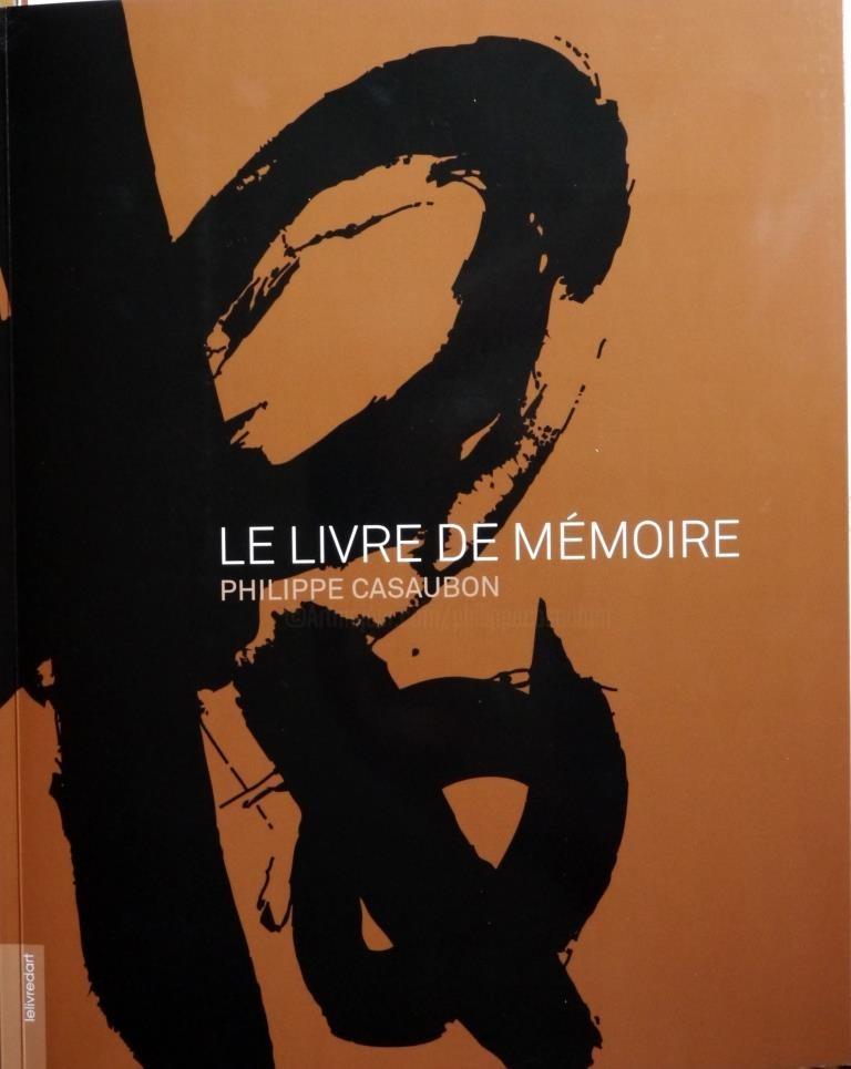 Philippe Casaubon - Le livre de mémoire